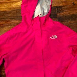 Women's North Face Rain Jacket sz M